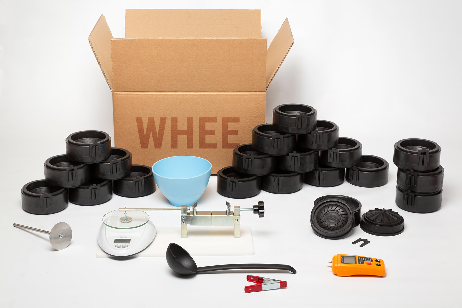 Kit WHEE by Master Srl Torino (Italy) | www.wheetarget.com  Landing WHEE WPBakery – ENG kit whee con scatola
